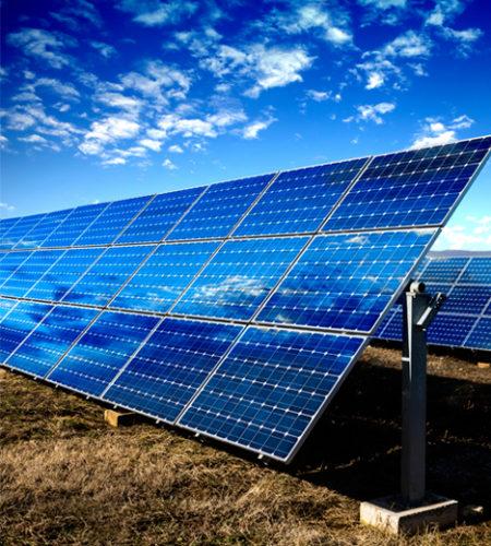Équipement énergie solaire